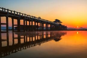 World's Longest Wooden Bridge